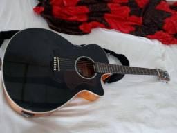 Troco violão Tagima tw29 de aço por de nylon