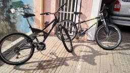 vendo 2 bikes aro 26 ou troco por Xbox