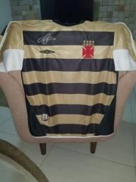 Camisa vasco umbro raríssima do goleiro Fábio. Temporada 2003.