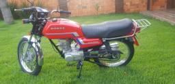 Honda CG-125 Restaurada