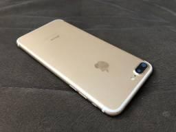 IPhone 7 Plus 32gb, Aceito cartões