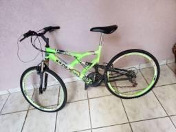 bicicleta dnz aro 26 usada