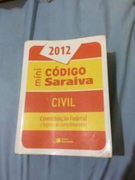 Mini código Saraiva, civil