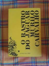 Livro O Rastro do Jaguar de Murilo Carvalho