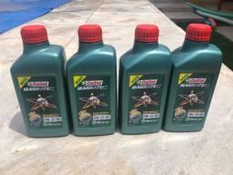 Kit óleo de motor ( 4 L castrol 0w 20) + filtro de combustível + filtro de óleo)
