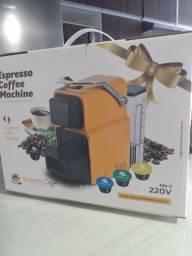 Máquina de café expresso italiana