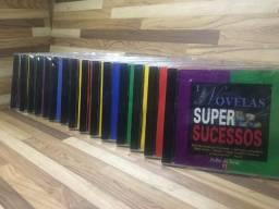 Coleção Completa Super Sucessos Novelas 15 Cds