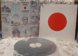 LP/Disco de vinil John Lennon & Plastic Ono Band - Shaved Fish (1975)
