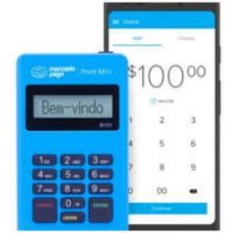 Maquininha Point Mini Do Mercado Pago - Envio Imediato