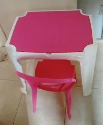 Cadeira+Mesa Tramontina Infantil (Leiam descrição)