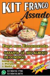 ? Kit Frango Assado