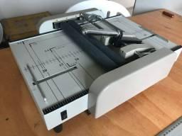 Grampeador E Dobradeira Semi-automática para Livretos / Panfletos - Como nova