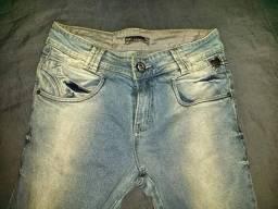 Calça Jeans, 40, pouco usada, em bom estado