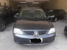 Vendo Renault Logan 2010 1.6 8V completo e revisado