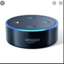 Amazon Echo Dot 2a geracao - Caixa de som usb com Alexa e wifi e Bluetooth