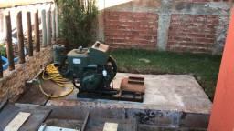 Motor diesel Yanmar B9/ 9 hp