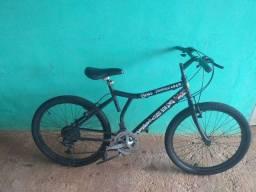 Bicicleta aro 24 21 macha