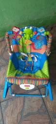 Cadeira De Descanso Musical Funtime Maxi Baby Até 18kgs