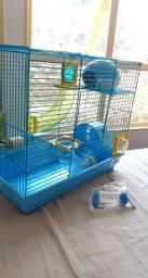 Gaiola Tamanho Grande Hamster