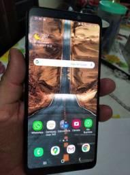 Samsung A9 2018 128GB e 6GB RAM Android 10