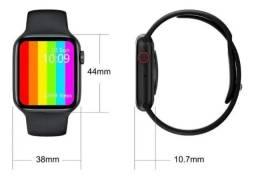 Relógio Smart Watch Novo Iwo W26 Tela Infinita Andriod Ios