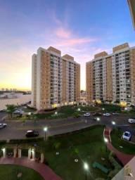 Morada do Parque - 72 m², com armários, 3/4 sendo 1 suite com closet