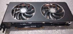 Placa de vídeo XFX Amd Radeon r9 270x 2gb Gddr5 Black