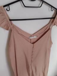 Blusa nude