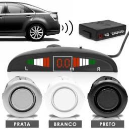 R$ 180 Sensor de estacionamento instalado Pare de sofrer ao estacionar seu carro