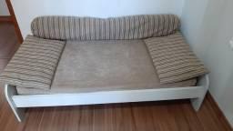 Berço/mini cama, colchao, tatame