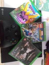 Xbox one (preto) Olha a descrição