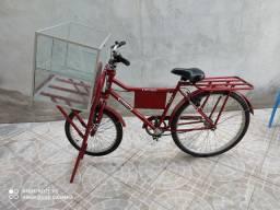 Bicicleta Cargueira Cargo