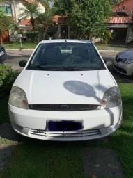 Ford Fiesta 2007 Hatch c/ GNV + Som