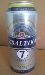 Lata Baltika Export N°7 para Coleção