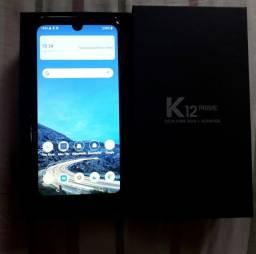 LG K12 Prime novo na caixa