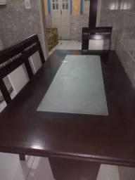 Mesa aceito cartão