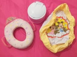 Acento sanitário infantil das Princesas