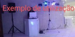 Biombo ou cabine de DJ tenho 2