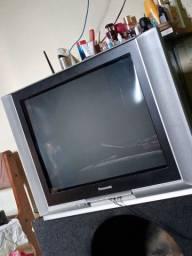 Tv 32' panasonic - Auto falante parou de funcionar