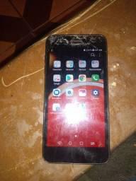 Vendo celular LG. K9