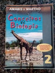 Livro Biologia preparatório Enem