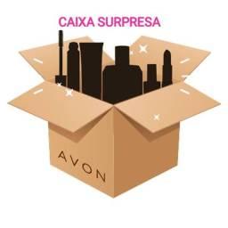 Produtos AVON 1-PERFUME +5 PRODUTOS SORTIDOS