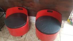 Sofá tambor