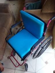 Cadeira de rodas 2 funções