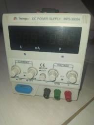 Fonte de Alimentação DC POWER SUPPLY MPS-3005A