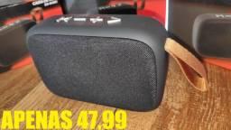 Caixa de Som Bluetooth Super Barata! (Produto Novo)