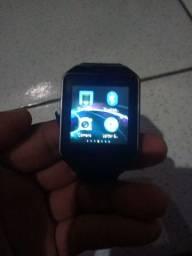 Vendo ou troco esse relógio celular