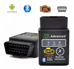 Mini Scanner Automotivo Universal Obd2 Torque Bluetooth 2.1