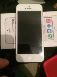 iPhone 5 32gb perfeito estado (preço negociavel)