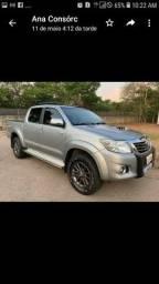 Hilux  Toyota  4x4 2015